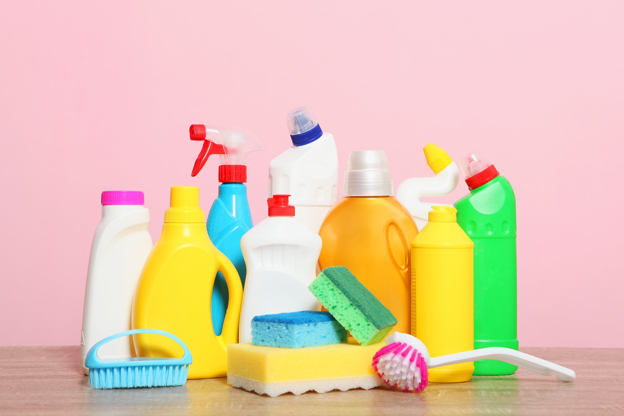 What is the use of cleaning products?